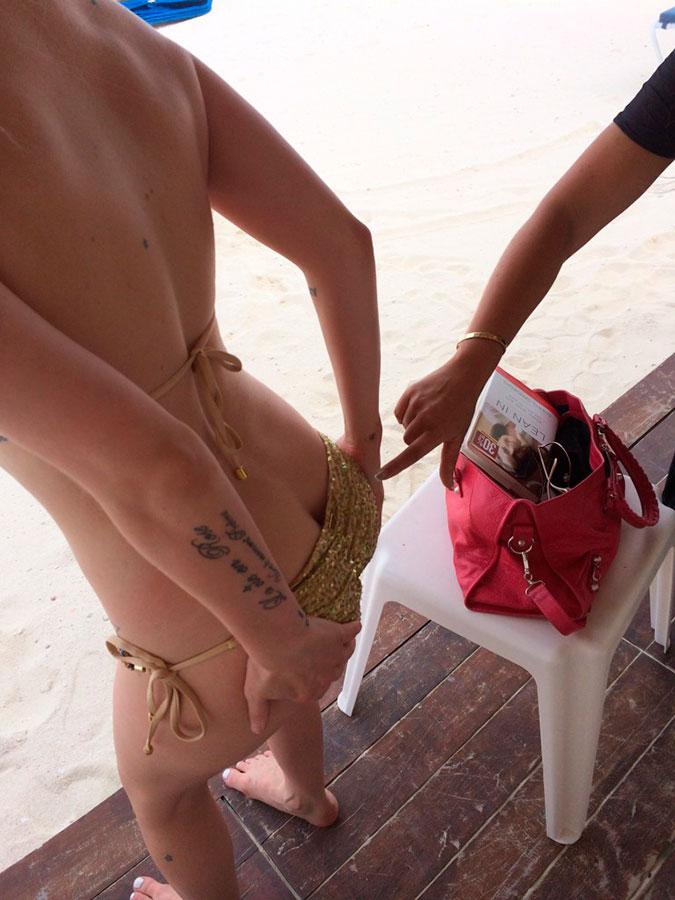 Avril lavyne nude