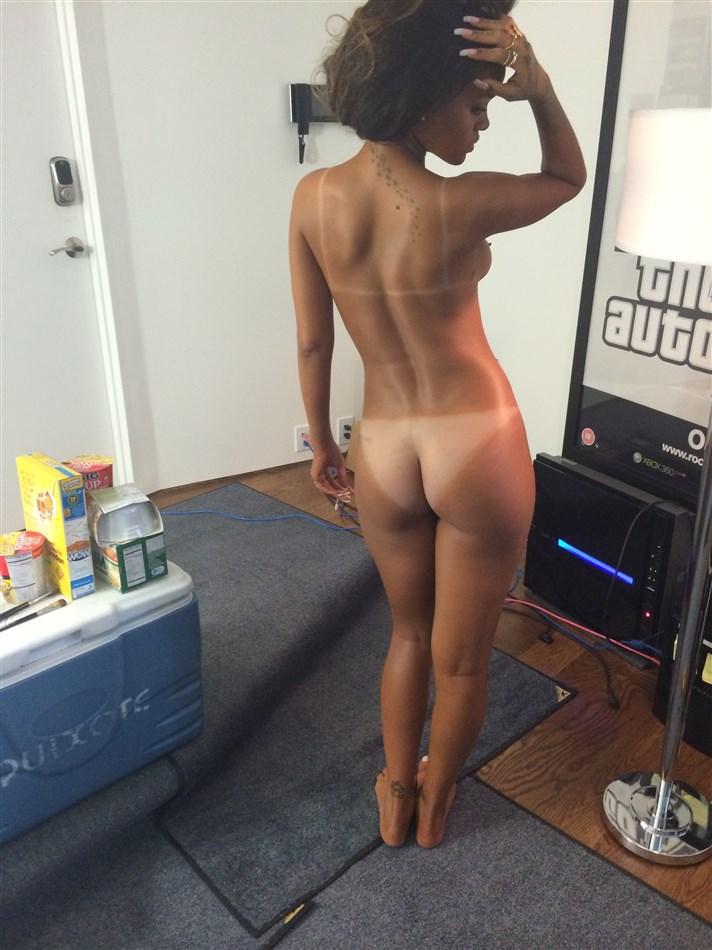 Rihanna the fappening
