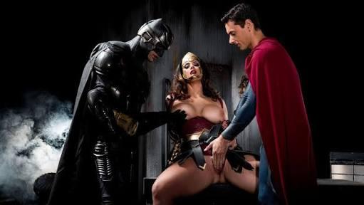 Superman vs batman xxx