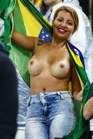 Bianka Cabral Topless vasco 4