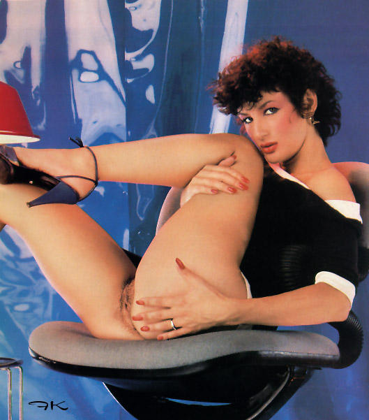 Sharon kane krista lane robert bullock 80s threesome - 3 part 6
