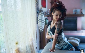 fishball dread suicide girl 2