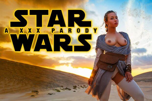 Congratulate, what private star wars porn