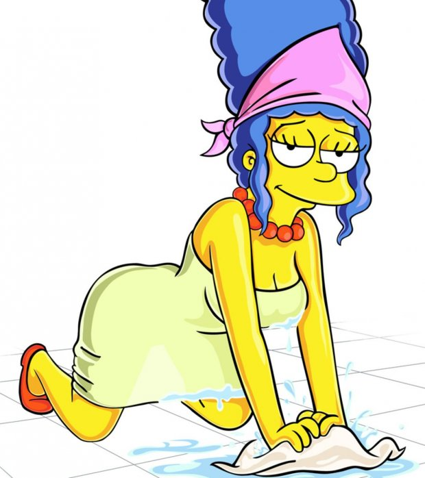 marge simpson playboy 3