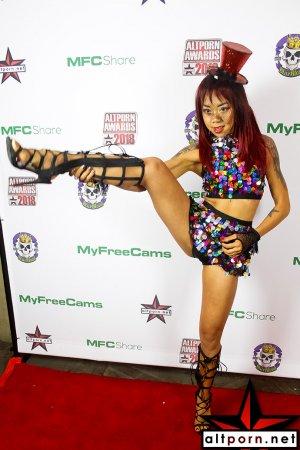AltPorn Awards 2018 Red Carpet