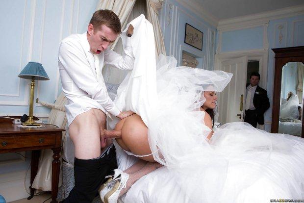 Simony Diamond noiva 1