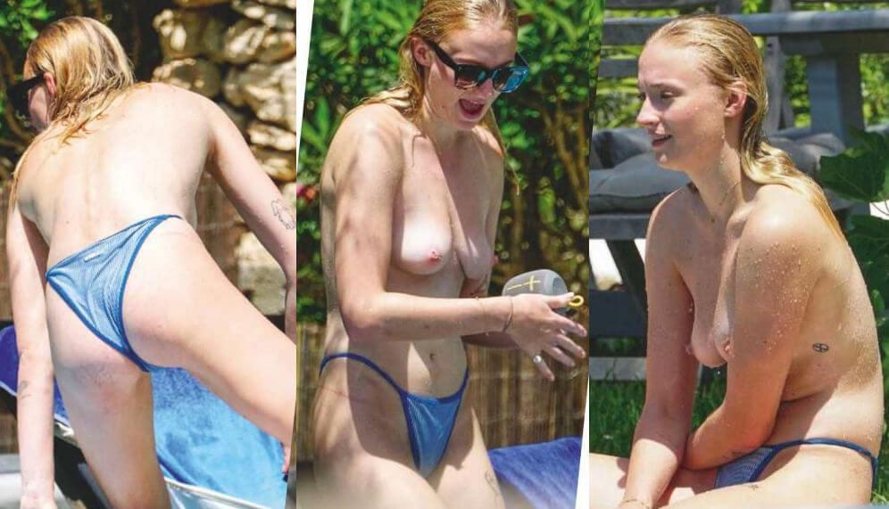 Sophie Turner Nude Masturbating Aka Sansa Stark Nude
